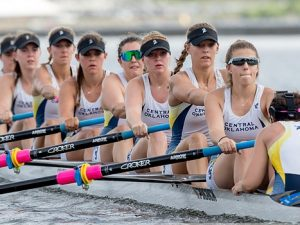 Bears, Bronchos and Bobcats Remain Atop Week Two 2019 USRowing/CRCA Poll